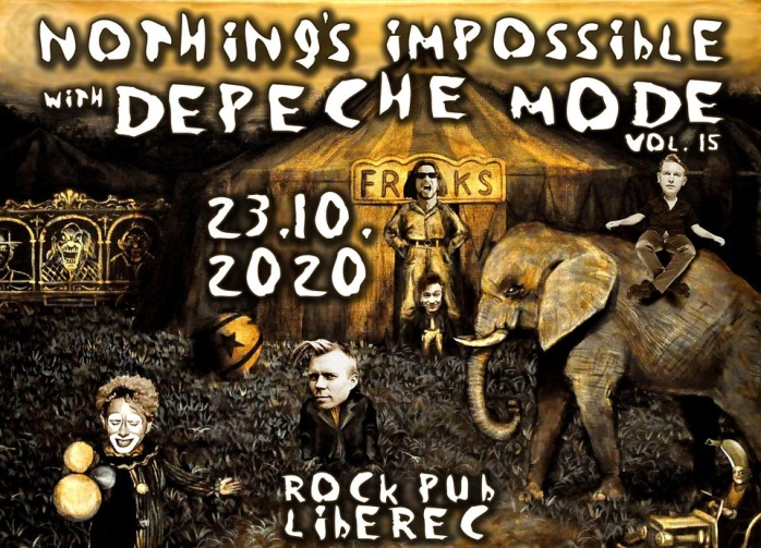 Liberec: Nothing's Impossible with DM Party 15