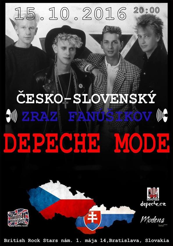 Plagát: Česko-Slovenský zraz DM fanúšikov