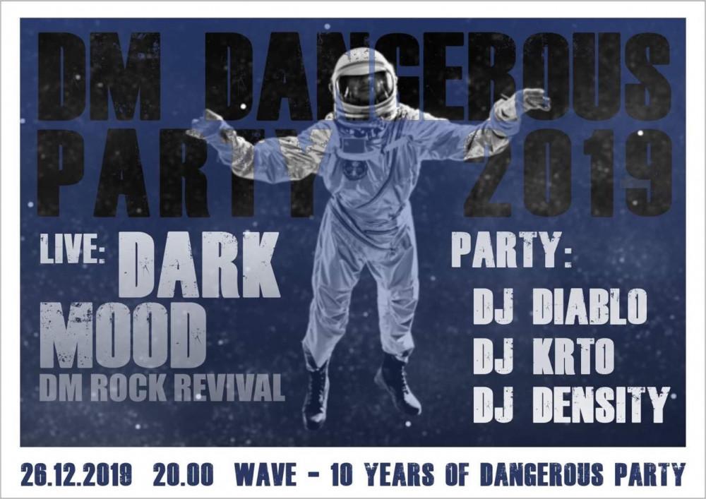Prešov: Depeche Mode Dangerous Party