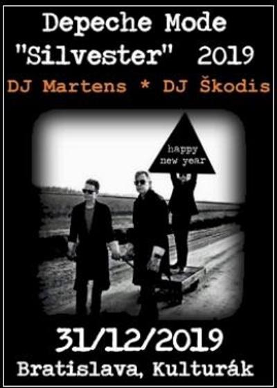 Plagát: Depeche Mode