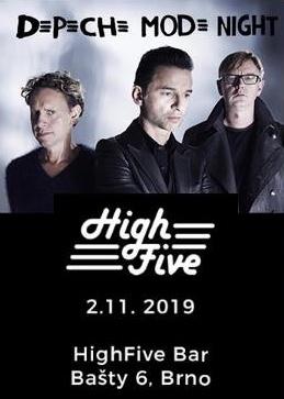 Plagát: Depeche Mode Night
