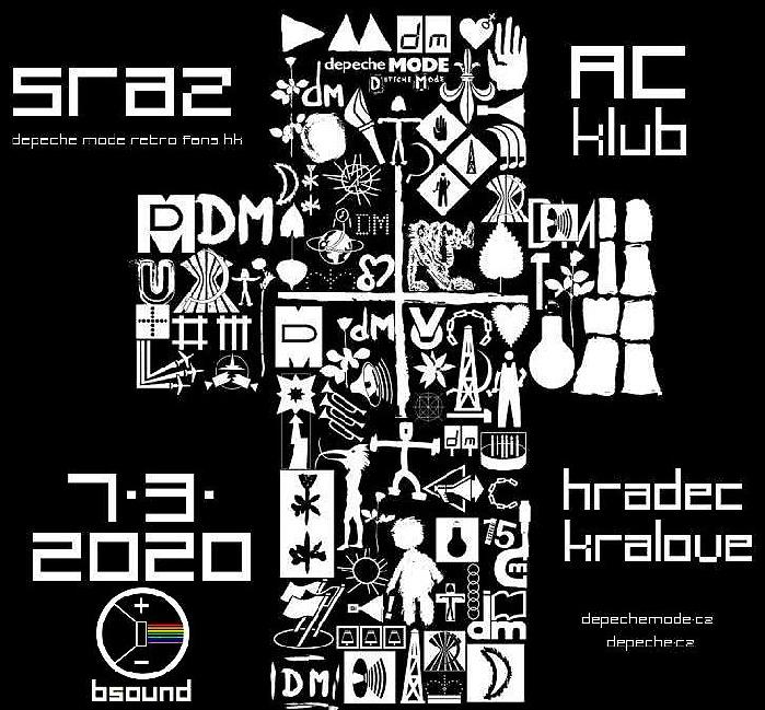 Hradec Králové: Depeche Mode Sraz