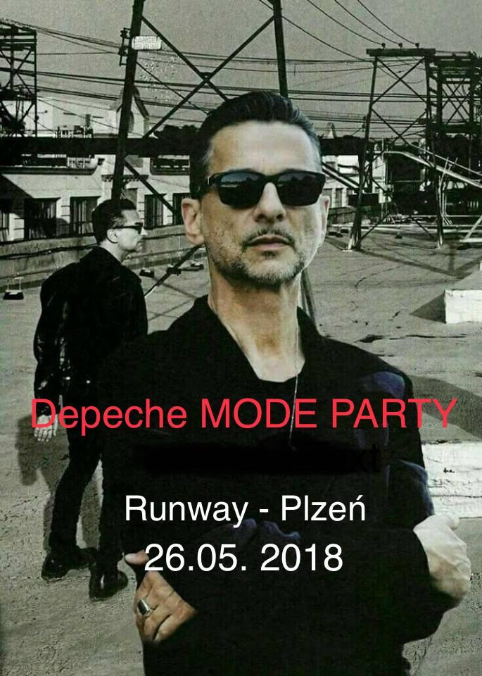 Plzeň: Depeche MODE PARTY