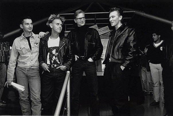 Plagát: Depeche Mode Dangerous Party