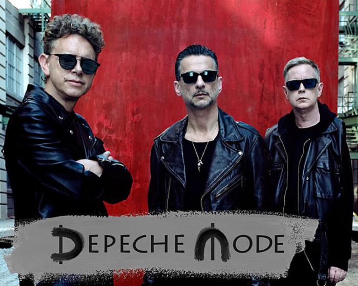 Plagát: Depeche Mode Party