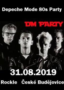České Budějovice: Depeche Mode Party