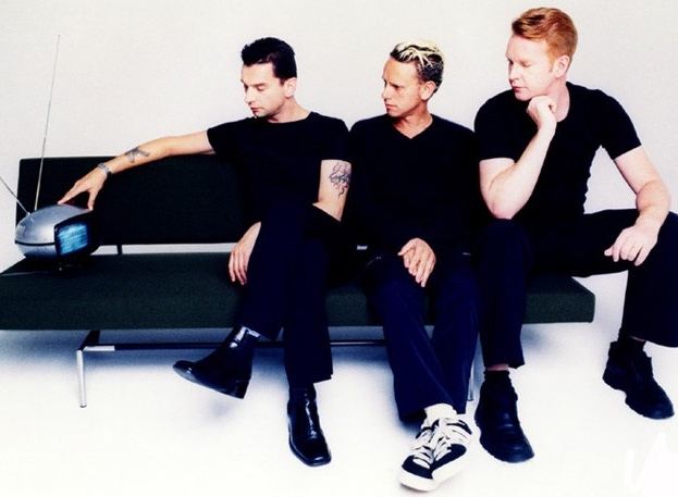 Ostrava: Depeche Mode Spiritual party 4