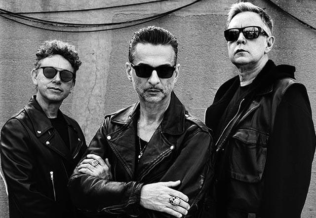 Praha 1: Depeche Mode LiVE SPiRiTS Party