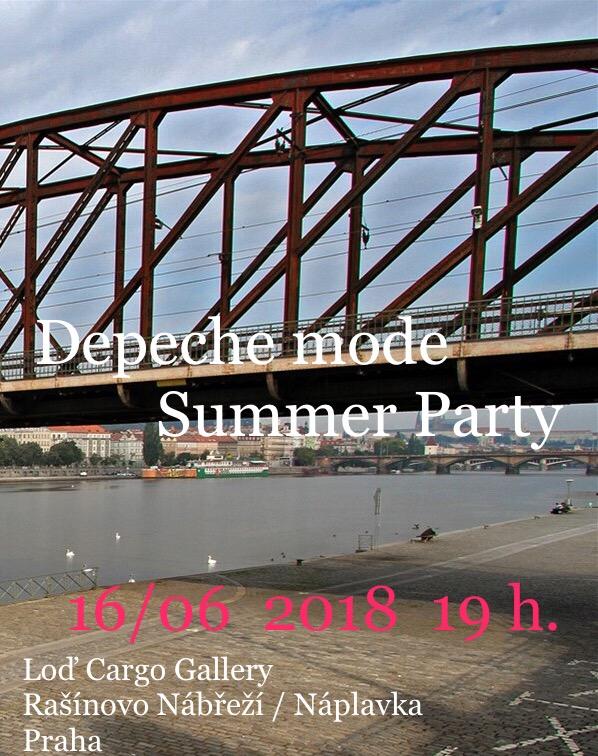 Praha 2: Depeche Mode Summer Party