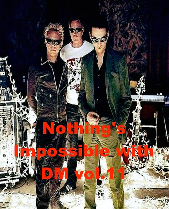 Plagát: Nothing's Impossible with DM vol.11