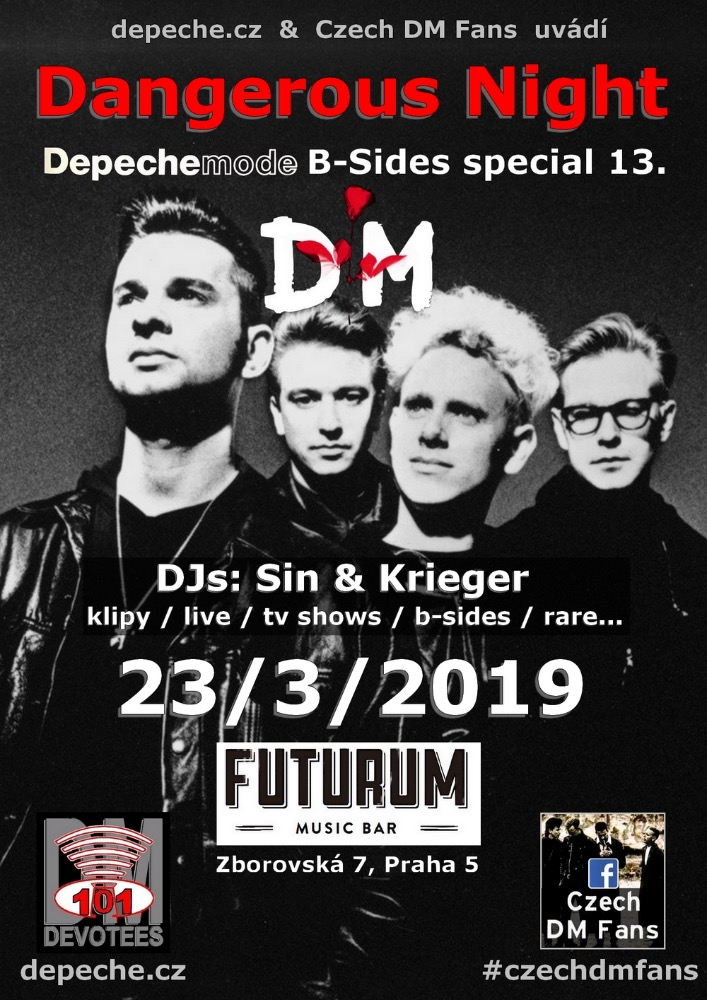 Praha 5: Dangerous Night (DM B-Sides Special 13.)