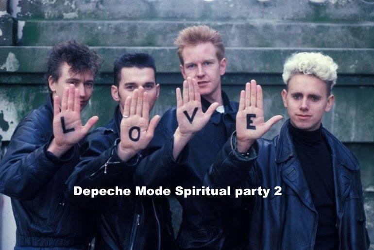 Ostrava: Depeche Mode Spiritual party 2