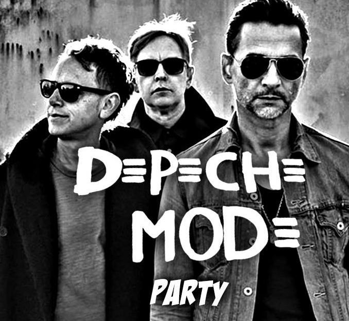 Brno: Depeche Mode Party