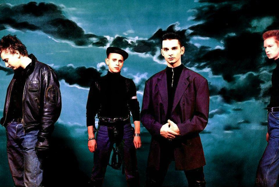 Plagát: Depeche Mode Painkiller Party 3
