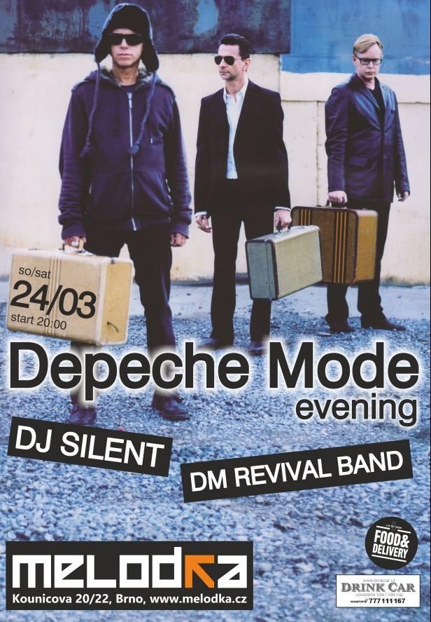 Brno: Depeche Mode evening