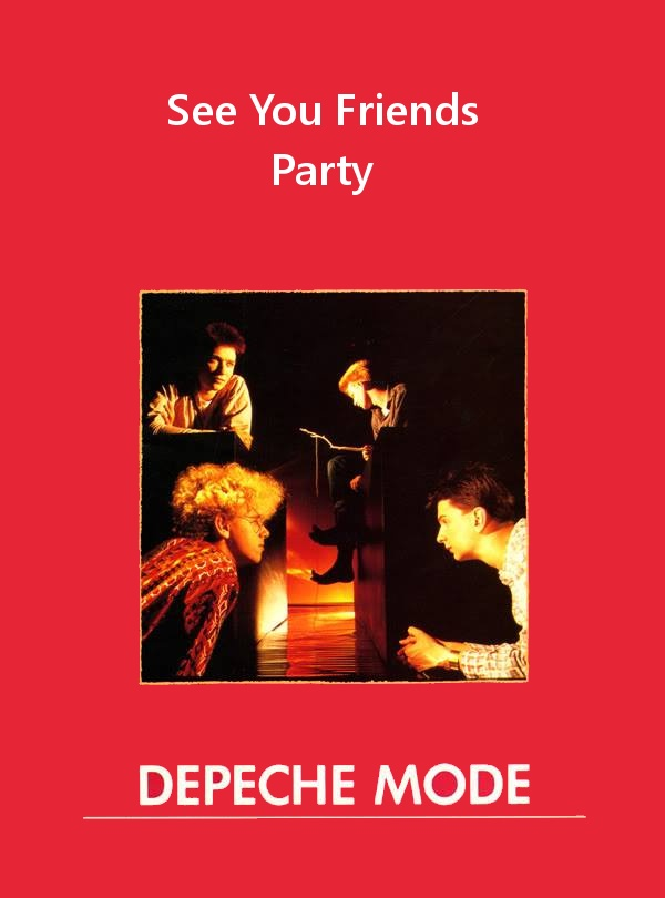 Praha 1: Depeche Mode Friends Party