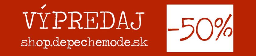 Depeche Mode FanShop